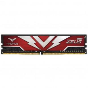 Оперативная память DDR4 16GB 3200MHz Team T-Force Zeus Red (TTZD416G3200HC2001)