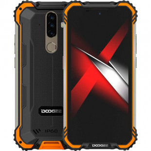 Doogee S58 Pro 6/64GB Orange UA