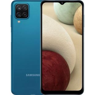 Samsung Galaxy A12 2020 SM-A125F 3/32GB Blue (SM-A125FZBUSEK) UA