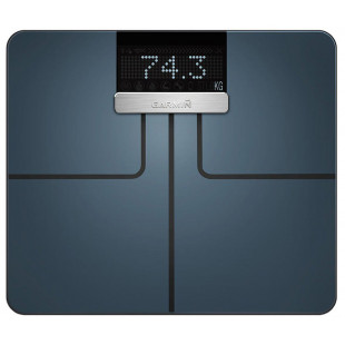 Весы напольные Garmin Index Smart Scale Black