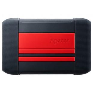 Внешний жесткий диск HDD 2.5 1TB Apacer (AP1TBAC633R-1)