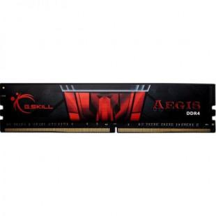 Оперативная память DDR4 16G 3200MHz G.SKILL AEGIS 1.35V CL16 Black (F4-3200C16S-16GIS)