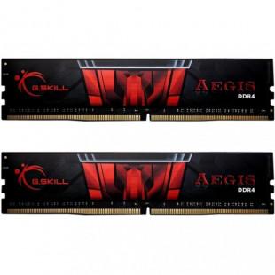 Оперативная память DDR4 16G KIT(2x8G) 3000MHz G.SKILL AEGIS 1.35V CL16 (F4-3000C16D-16GISB)