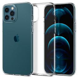 Силиконовый чехол WS Apple IPhone 12/12 Pro  (прозрачный)
