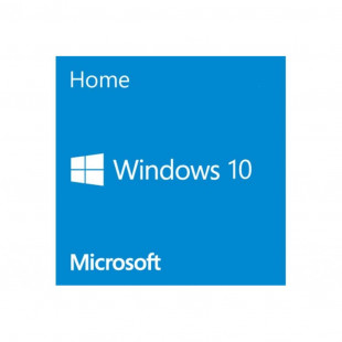 ПО Microsoft Windows 10 Home 64-bit Ukrainian 1pk DVD