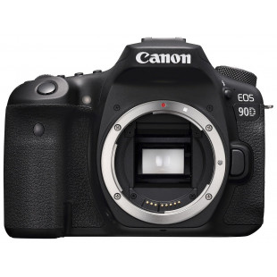 Фотоаппарат Canon EOS 90D body EU