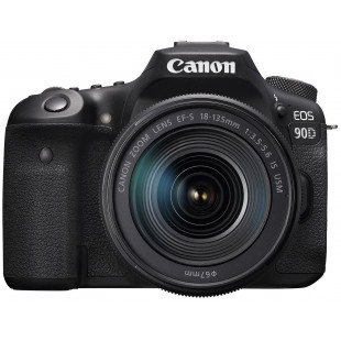 Фотоаппарат Canon EOS 90D kit (18-135mm) USM EU
