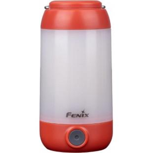 Фонарь кемпинговый Fenix CL26R Red
