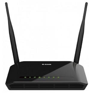 Роутер D-Link DIR-615S(N300, 4xFE LAN, 1xFE WAN, 2 антенны)