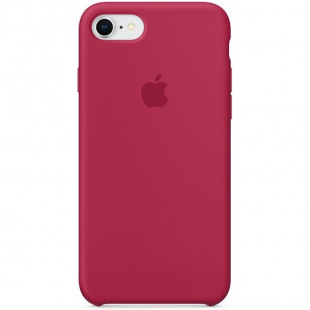 Чехол Apple iPhone SE 2020 / 8 /7 Silicone Case Rose Red (MQGT2)
