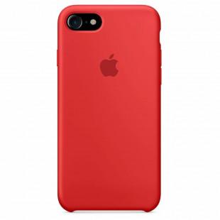 Чехол Apple iPhone SE 2020 / 8 /7 Silicone Case Red (MQGP2)