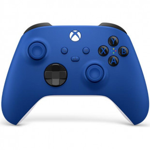 Геймпад Microsoft Xbox Series X | S Wireless Controller with BT (Shock Blue)