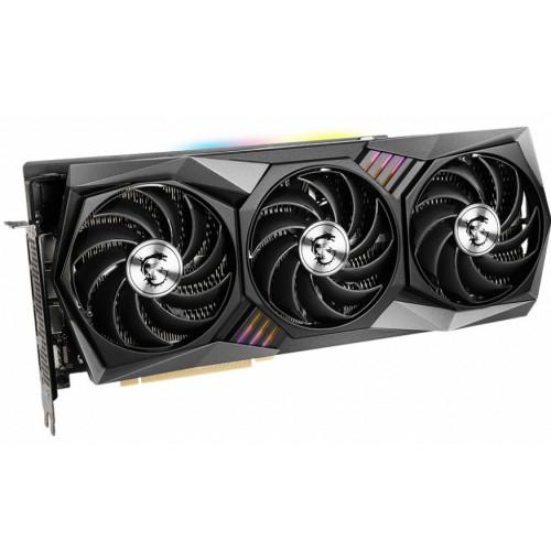 Видеокарта GeForce MSI RTX 3080 GAMING X TRIO 10 GB