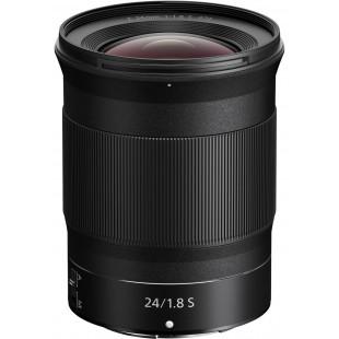 Объектив Nikon Z NIKKOR 24mm f/1.8 S (JMA103DA) UA