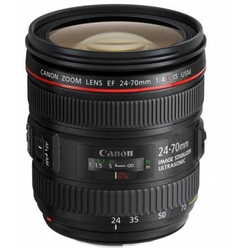 Объектив Canon EF 24-70mm f/4L IS USM EU