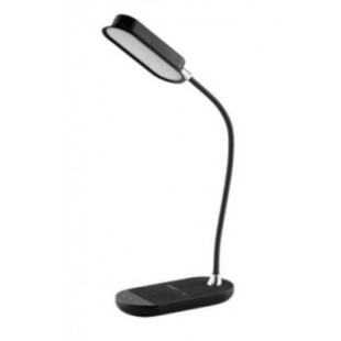 Настольная лампа Momax Q.Led Flex Mini lamp with Wireless Charging Base QL5D Black