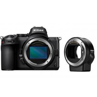 Фотоаппарат Nikon Z5 + FTZ Adapter Kit (VOA040K002) UA