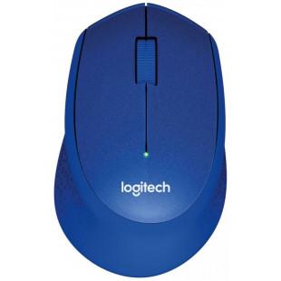 Мишка Logitech M330 Silent Plus Blue