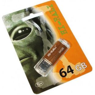 Флешка Hi-Rali 64 GB USB Flash Drive (HI-64GBCORBR)