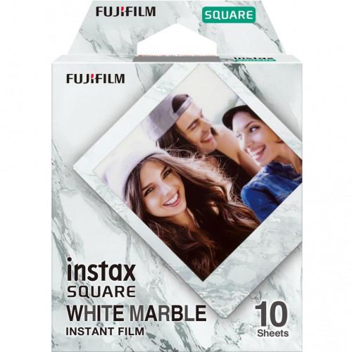 Фотобумага Fujifilm INSTAX SQUARE  WHITE MARBLE (86х72мм 2х10шт)