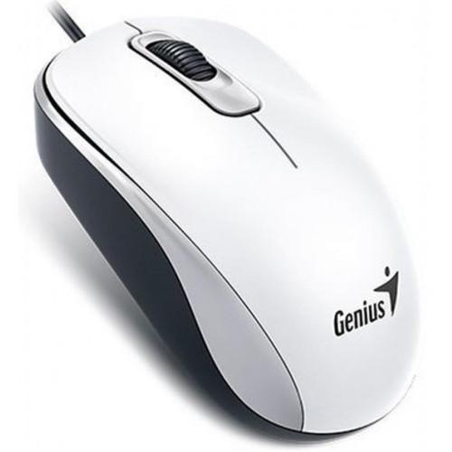 Мышь GENIUS DX-110 USB белая
