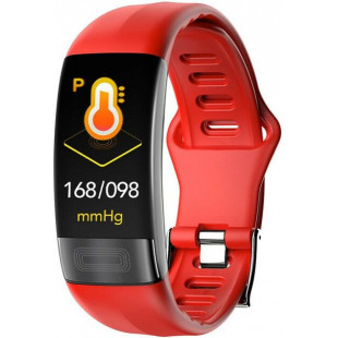 Фитнес-браслет Lemfo P11 Red (772)
