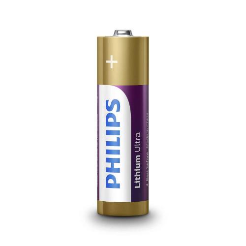 Батарейка Philips Lithium Ultra AA BLI 4