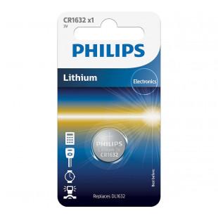 Батарейка Philips Lithium CR 1632 BLI 1