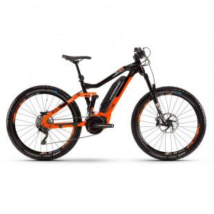 Электровелосипед Haibike SDURO FullSeven LT 8.0 27.5 500Wh рама L,оранжево-черносеребристый,2019, тестовый