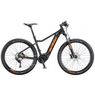 Электровелосипед KTM MACINA RACE 291 29, рама М, черно-оранжевый, 2020