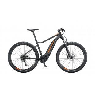 Электровелосипед KTM MACINA ACTION 291 29, рама L, черно-оранжевый, 2020