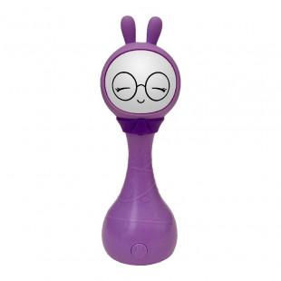 Интерактивная игрушка Alilo Зайчик R1 YoYo фиолетовый (6954644610375)