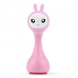 Интерактивная игрушка Alilo Зайчик R1 розовый (6954644609089)