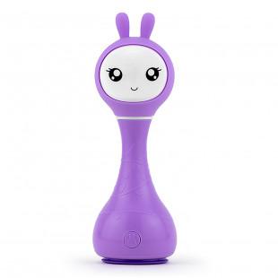 Интерактивная игрушка Alilo Зайчик R1 фиолетовый (6954644609065)