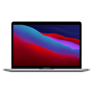 Apple MacBook Pro 13″ 16/256Gb Space Gray 2020 M1 (Z11B0004T)