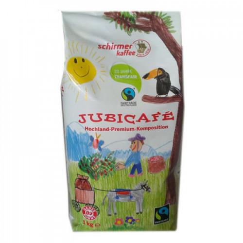 Кофе в зернах Schirmer Kaffee FAIRTRADE JUBICAFE 1кг