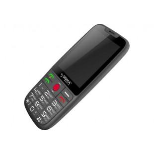 Мобильный телефон Sigma Comfort 50 Elegance 3 Black