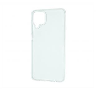 Силикон Samsung Galaxy A12 Clear