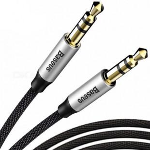 AUX Baseus Yiven Audio Cable M30 100см Black (CAM30-BS1)