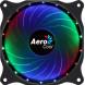 Вентилятор Aerocool Cosmo FRGB 120мм 1000rpm Molex
