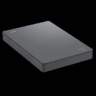 Внешний жесткий диск HDD 2.5 1TB Seagate Basic USB3.0 Gray (STJL1000400)