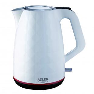 Чайник Adler AD 1277 white