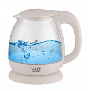 Чайник Adler AD 1283C cappuccino 1L
