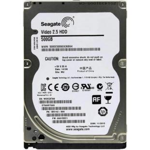 HDD 2.5″ SATA  500Gb Seagate, 16Mb, 5400rpm, Video (ST500VT000)