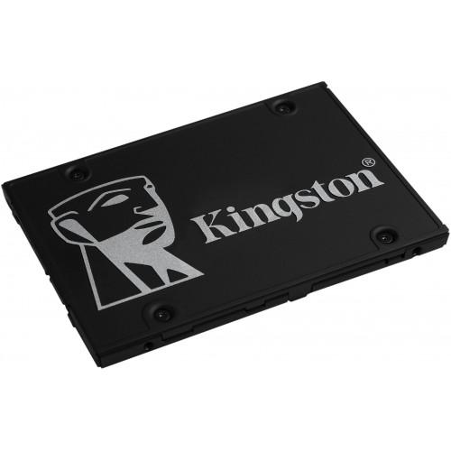 Накопитель SSD 1TB Kingston KC600 2.5′′ (SKC600/1024G)