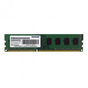 Оперативная память DDR3 4GB 1600 Patriot Signature Line C11 (PSD34G16002)