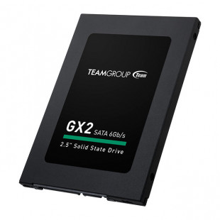 Накопитель SSD  512GB Team GX2 2.5″ SATAIII TLC (T253X2512G0C101)