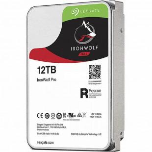 HDD SATA 12.0TB Seagate IronWolf Pro NAS 7200rpm 256MB (ST12000NE0008)