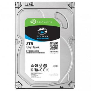 HDD SATA 3.0TB Seagate SkyHawk Surveillance 256MB (ST3000VX009)