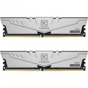 Оперативная память DDR4 16GB (2x8GB) 2666 Team T-Create Classic (TTCCD416G2666HC19DC01)